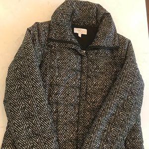 Jessica Simpson maternity coat size small